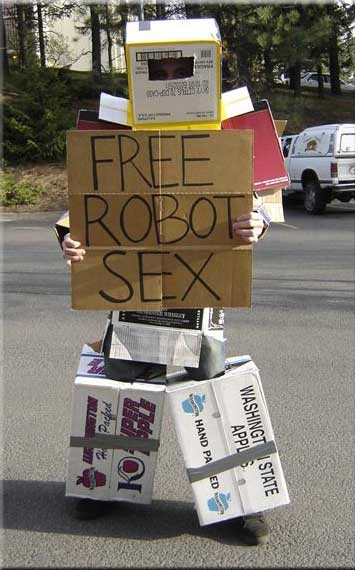 Free Robot Sex